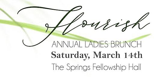 FLOURISH Annual Ladies Brunch