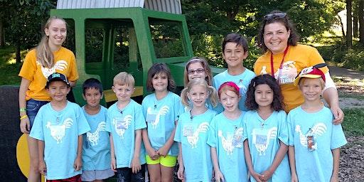Summer Farm Tours at Gorman Heritage Farm 2020