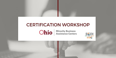MBAC Certification Workshop at the WBC tickets