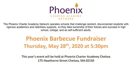 Phoenix Barbecue Fundraiser tickets