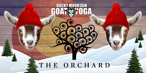 Goat Yoga - March 28th (Orchard  Town  Center)