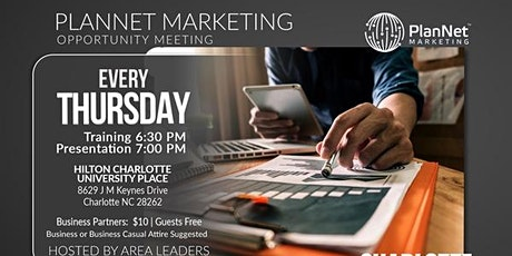 Become A Travel Business Owner - Charlotte, NC Thursdays (Carlisa Jones, Baltimore, MD) tickets