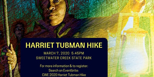 CWE 2020 Harriet Tubman Hike