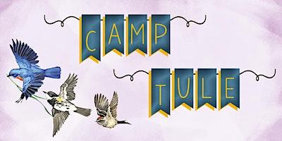 Laguna Explorers: Camp Tule Session 3, Ages 6-9