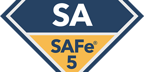 Leading SAFe 5.0 with SAFe Agilist Certification Houston TX(Weekend) Online Training  tickets