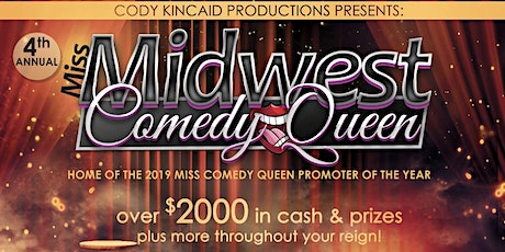 Miss Midwest Comedy Queen 2020 tickets