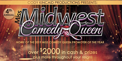 Miss Midwest Comedy Queen 2020