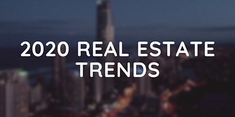 2020 Real Estate Trends tickets