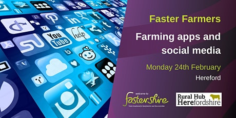 Farming Apps & Social Media. Why we need them & their benefits to farmers. tickets