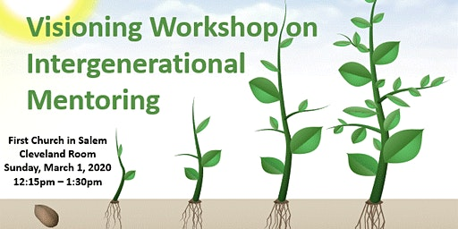 Visioning Workshop on Intergenerational Mentoring