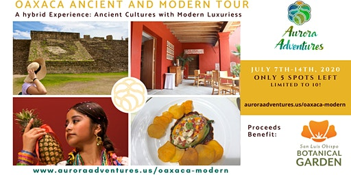 Oaxaca Ancient & Modern Tour