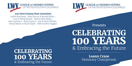 """Celebrating 100 Years & Embracing the Future"" tickets"