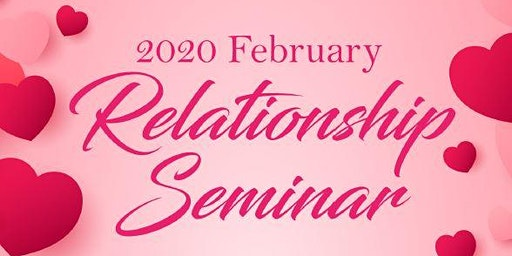 2020 Relationship Seminar