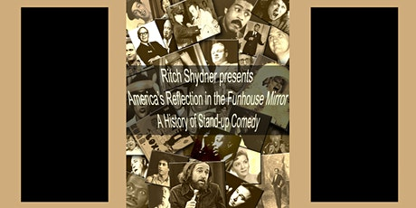 The History of Stand-up Comedy with Ritch Shydner - Special Event tickets