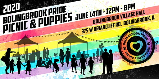 3rd Annual Bolingbrook Pride Picnic and Puppies