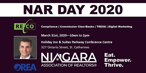NAR Day 2020