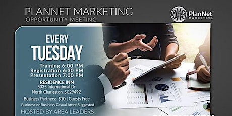 Become A Travel Business Owner - Charleston, SC Tuesdays (Carlisa Jones, Baltimore, MD) tickets