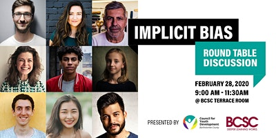 Implicit Bias - Community Round Table Discussion