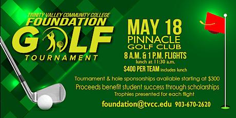 TVCC Foundation Golf Tournament 2020 tickets