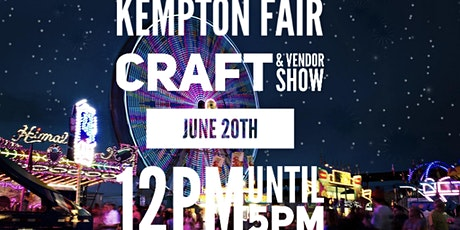 Kempton Fair Craft & Vendor Show tickets