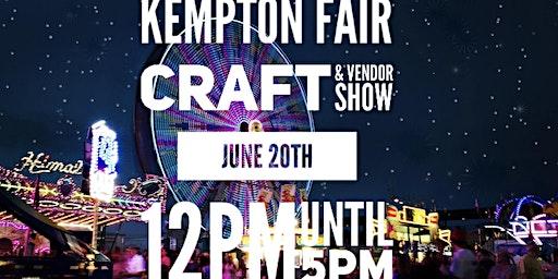 Kempton Fair Craft & Vendor Show