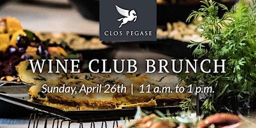 Wine Club Brunch at Clos Pegase