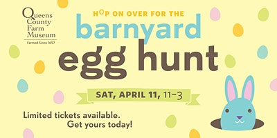 Barnyard Egg Hunt