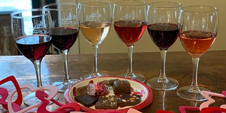 Chocolate and Wine Pairing tickets