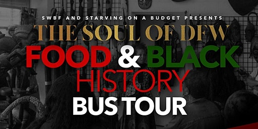 Soul of DFW Food & Black History Bus Tour