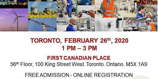 Toronto Blue Collar Job Fair - February 26th, 2020