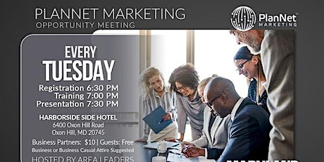 Become A Travel Business Owner - Oxon Hill, MD Tuesdays (Carlisa Jones, Baltimore, MD) tickets