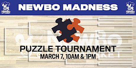 2020 NewBo Puzzle Tournament tickets
