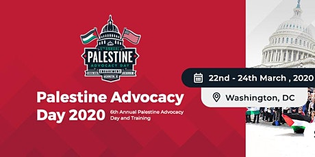 Palestine Advocacy Day 2020! tickets