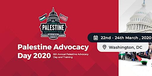 Palestine Advocacy Day 2020!