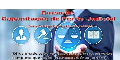 Curso de Capacitação de Perito Judicial