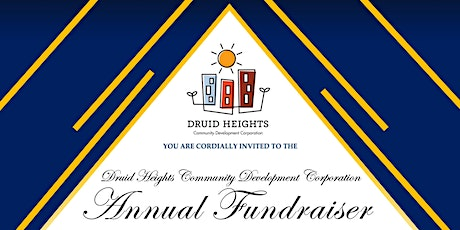 Druid Heights CDC Annual Fundraiser tickets