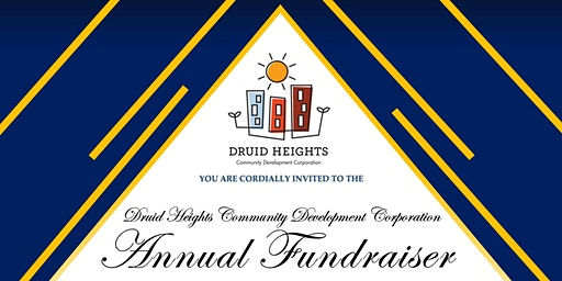 Druid Heights CDC Annual Fundraiser