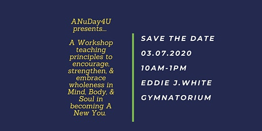 Anuday4u Workshop presenting an encounter encompassing the whole you!
