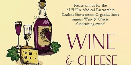 Wine and Cheese Silent Auction Fundraiser tickets