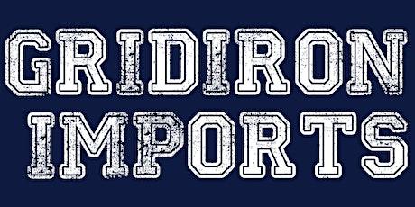 Gridiron Imports Spring Showcase 2020 Tickets