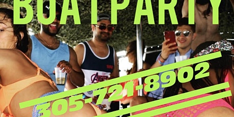 #BOAT PARTY SOUTH BEACH(With drinks) tickets