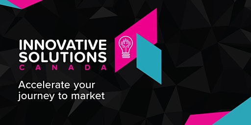 Information Session: Innovative Solutions Canada