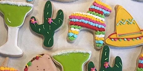 Fiesta Cookie Decorating 101 Class  tickets