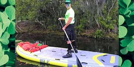 St. Patrick's Day Paddle tickets