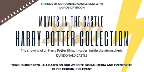 Movies in the Castle - HP and the Philosopher's Stone tickets