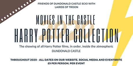 Movies in the Castle - HP and the Chamber of Secrets tickets