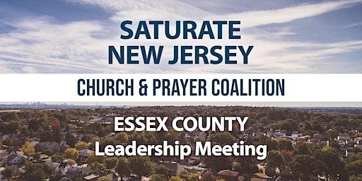 Saturate Essex County Leadership Meeting