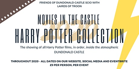 Movies in the Castle - HP and the Goblet of Fire tickets
