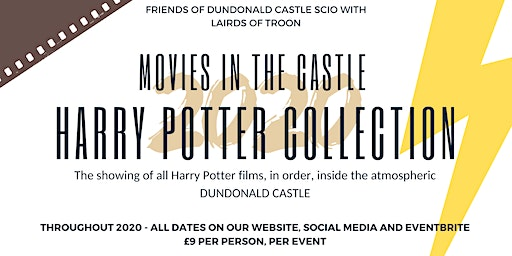 Movies in the Castle - HP and the Goblet of Fire