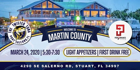 WELCOME TO MARTIN COUNTY tickets